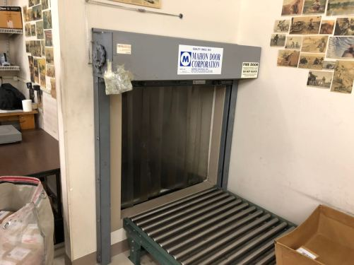 Commercial Fire Door