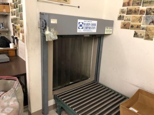 Commercial Fire Door